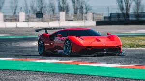 Image gallery: One-off Ferrari P80/C unveiled
