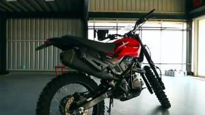 Production ready 2019 Hero Xpulse 200 spotted on test - launch soon