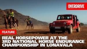 Feature - Real Horsepower at the 3rd National Horse Endurance Championship In Lonavala