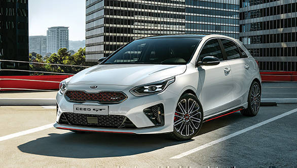2019 Kia Ceed first drive review