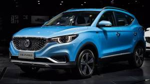 MG eZS electric SUV can be charged at 50 KW DC fast-charging EV stations in India