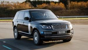 2019 Land Rover Range Rover Sentinal unveiled