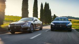 2019 Maserati Quattroporte launched in India at Rs 1.74 crore