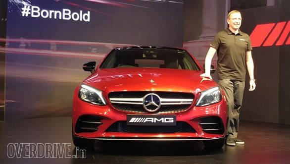 2019 Mercedes Amg C 43 Coupe Launched In India At Rs 75 Lakh Overdrive