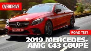 Mercedes-AMG C 43 coupe | India Review