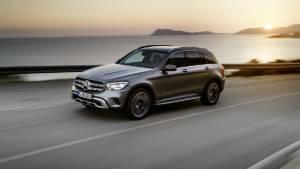 2019 Geneva Motor Show: India bound 2020 Mercedes Benz GLC unveiled