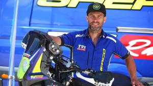 Dakar 2020: Michael Metge drops out due to injury, Adrien Metge to replace him