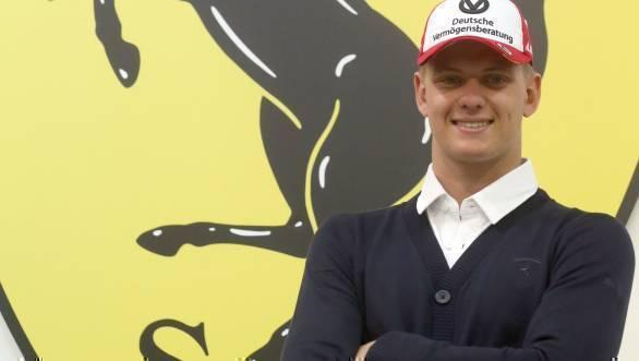 F1: Mick Schumacher to drive Ferrari SF90 at Bahrain test