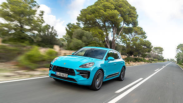 2019 Porsche Macan S first drive review
