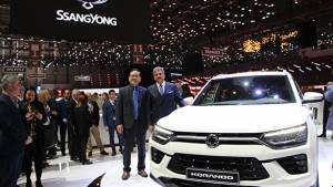 SsangYong makes big leap, becomes third highest selling passenger vehicle company in South Korea