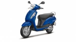 2019 Suzuki Access drum brake version gets CBS, priced at Rs 56,667