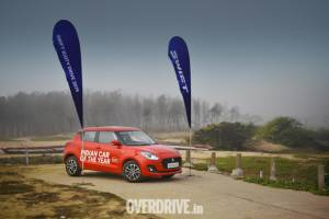 Swift ICOTY Drive: Putting the Swift on the map of India
