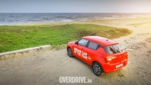 Image Gallery: Swift ICOTY Drive - Beach Frenzy