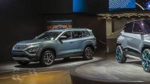 2019 Tata Buzzard seven-seater SUV will be called Cassini in India