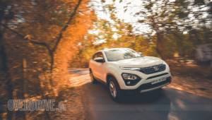 Tata Harrier automatic SUV could launch in India by February 2020