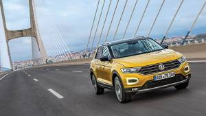 2019 Volkswagen T-Roc first drive review