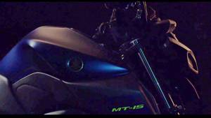 Yamaha MT-15 teased: Launch on March 15