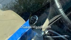 Maruti Suzuki's new six-speed transmission spotted