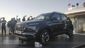 Image gallery: 2019 Hyundai Venue compact SUV India unveil