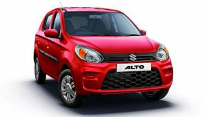 Maruti Suzuki Alto 800 facelift launched at Rs 2.93 lakh, comes with BSVI compliant engine
