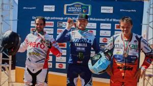 2019 Merzouga Rally: Oriol Mena puts Hero on podium; Tanveer wins Enduro class for TVS