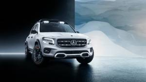 Auto Shanghai 2019: Mercedes-Benz Concept GLB previews new seven-seater SUV