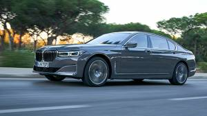 Bmw 7 Series 2019 Price Mileage Reviews Specification Gallery