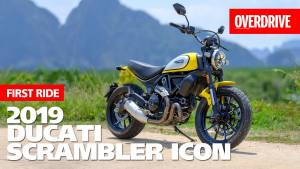 2019 Ducati Scrambler Icon | First Ride