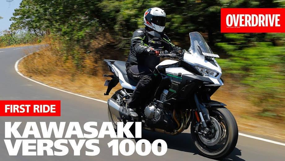 2019 Kawasaki Versys 1000 | First Ride