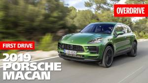 2019 Porsche Macan first drive review