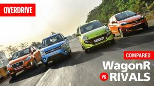 2019 Maruti Suzuki WagonR vs Hyundai Santro vs Tata Tiago vs Datsun GO | Comparison test
