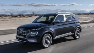 Hyundai Venue SUV could get a sportier N Line variant internationally
