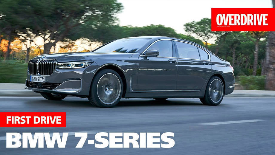 BMW 7 Series Facelift - First Drive