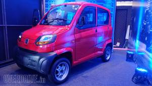 Image gallery: Bajaj Qute quadricycle Maharashtra launch