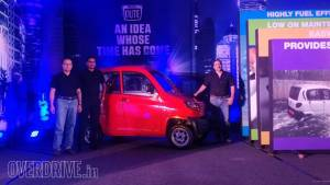 2019 Bajaj Qute quadricycle launched in Maharashtra at Rs 2.48 lakh