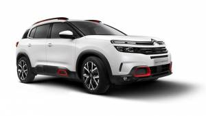 Image Gallery: Citroen C5 Aircross SUV confirmed for India, launches September 2020