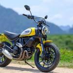 2019 Ducati Scrambler Icon 800 first ride review