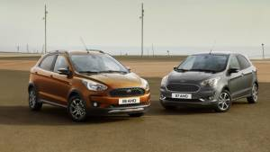 Ford to discontinue made-in-India Figo from Europe by end 2019