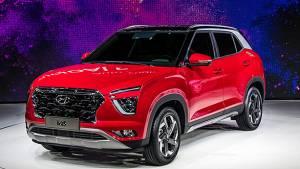 Auto Shanghai 2019: India bound second-generation Hyundai Creta compact SUV showcased