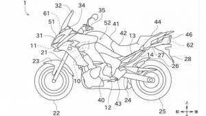 Kawasaki motorcycles to be equipped with radar assisted safety systems