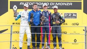 2019 Formula Renault Eurocup: Kush Maini scores podium finish at Monza