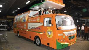 Indian Election Campaign Vehicles (IECV)
