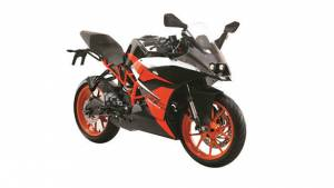 Has the KTM RC 200 supersport been silently discontinued in India?