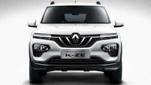 Renault City K-ZE launched in China, previews Kwid facelift design