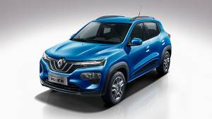 Auto Shanghai 2019: Renault Kwid based, City K-ZE all-electric hatchback unveiled