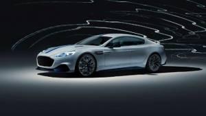 Auto Shanghai 2019: Aston Martin Rapide E electric supercar unveiled