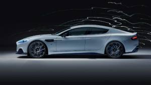 Image gallery: 612PS and 950Nm Aston Martin Rapide E EV supercar