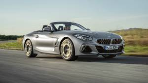 2019 BMW Z4 roadster unveiled for India