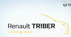 Renault Triber expected July 2019