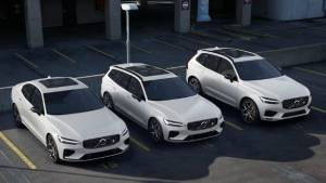 Volvo XC60 SUV and V60 wagon get hybrid Polestar performance trims